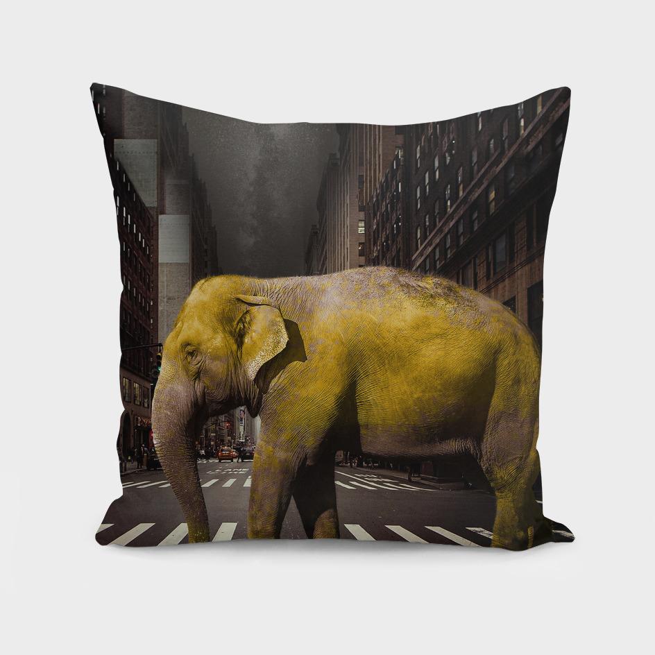 ELEPHANT in New York City