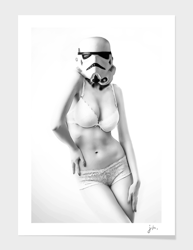 Sexy collection : sexy stormtrooper