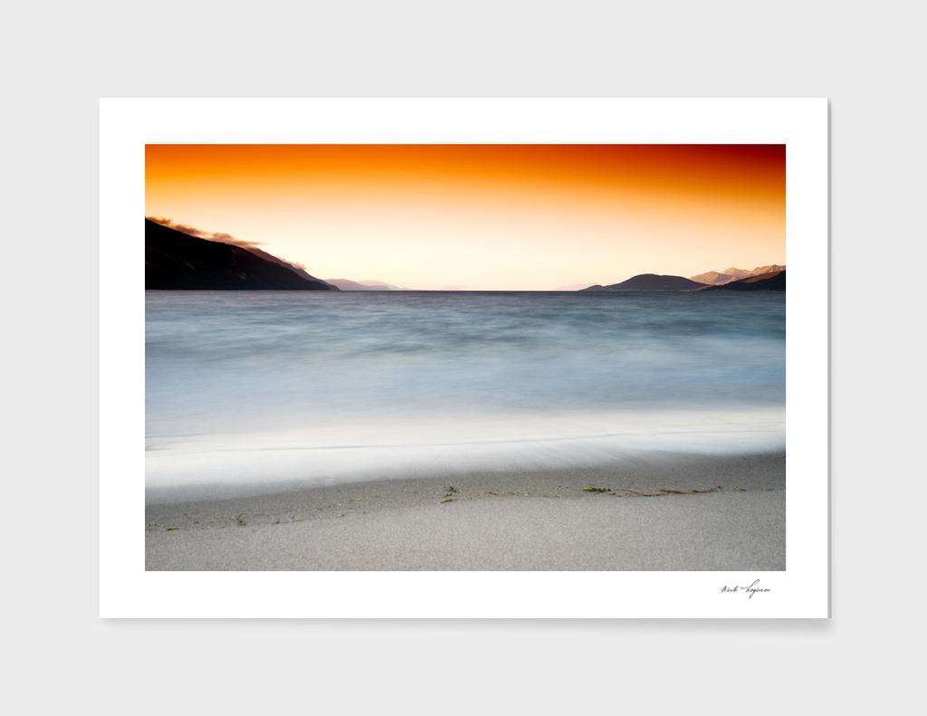 Northern sand coast