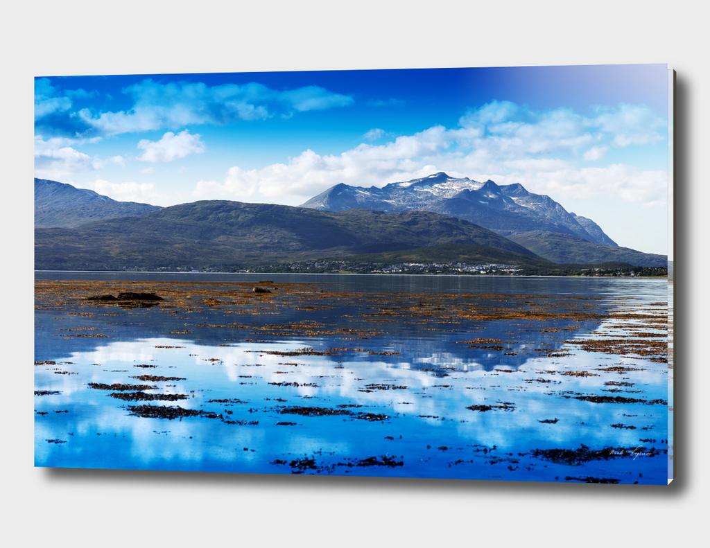 Classic Norwegian landscape