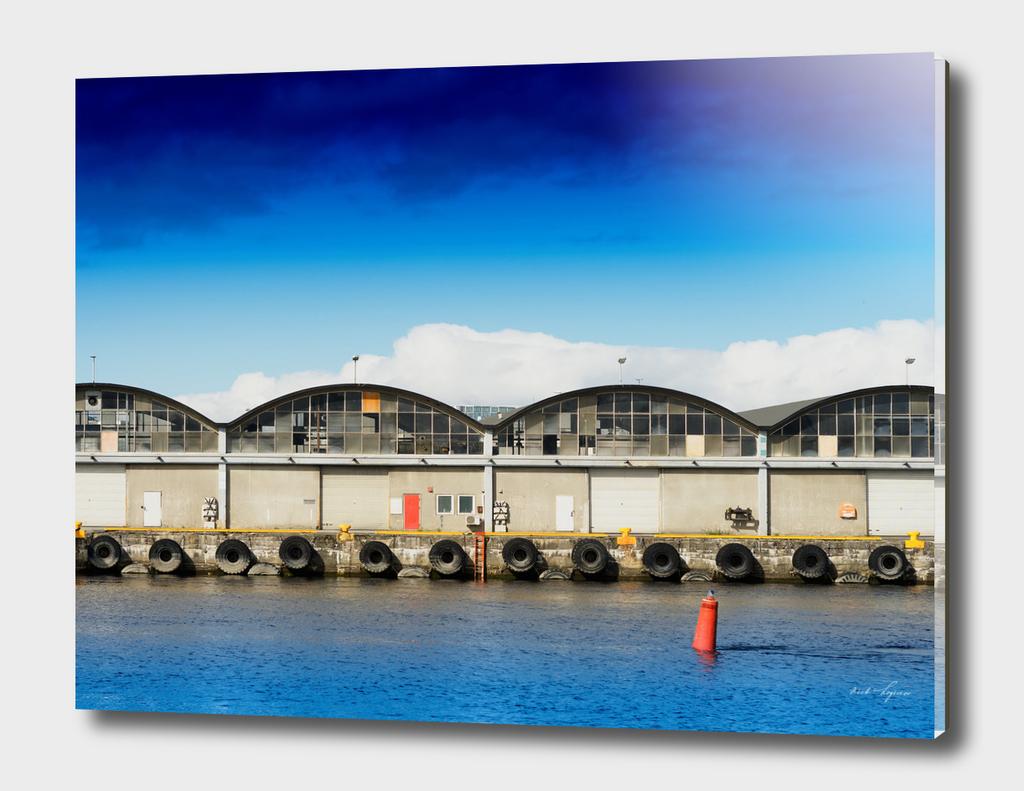 Norway warehouse