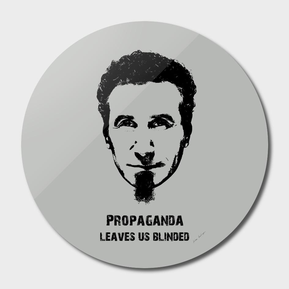 Propaganda leaves us blinded