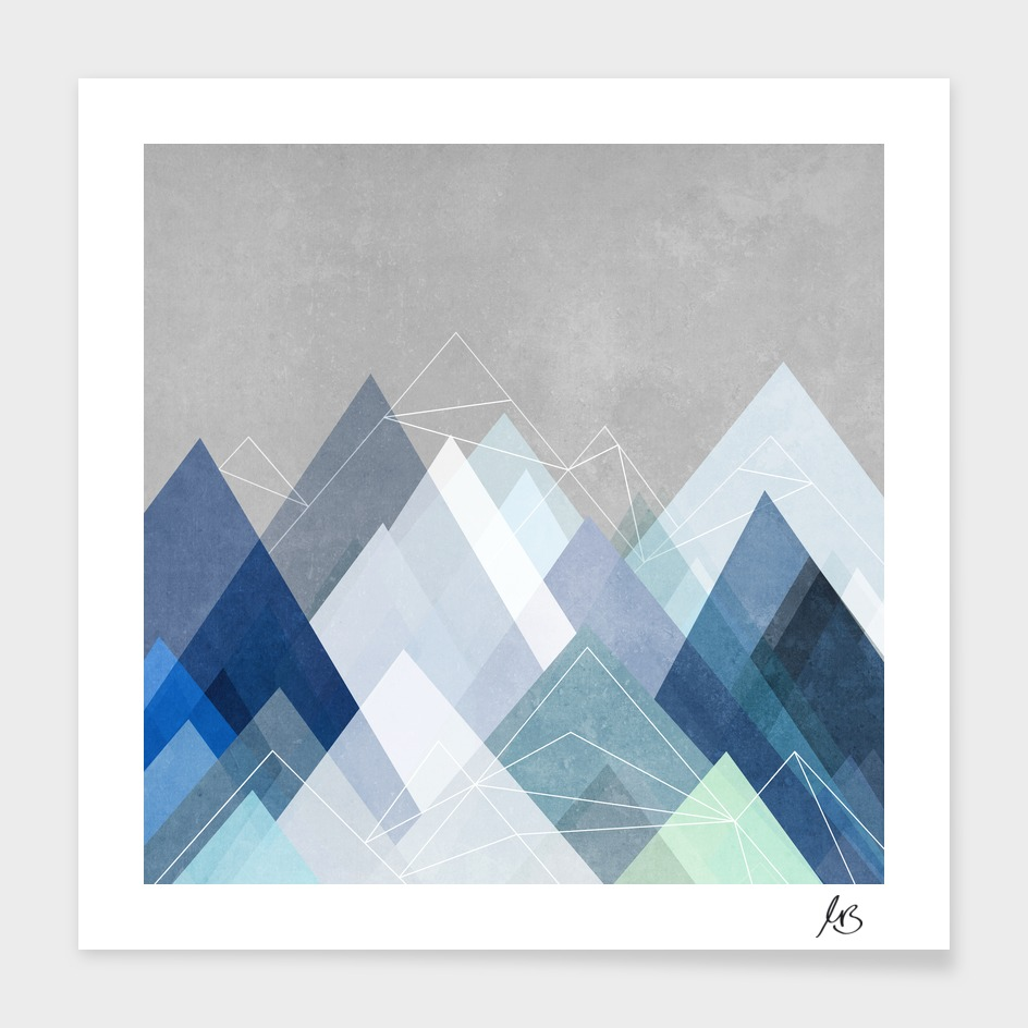 Graphic 107 X Blue