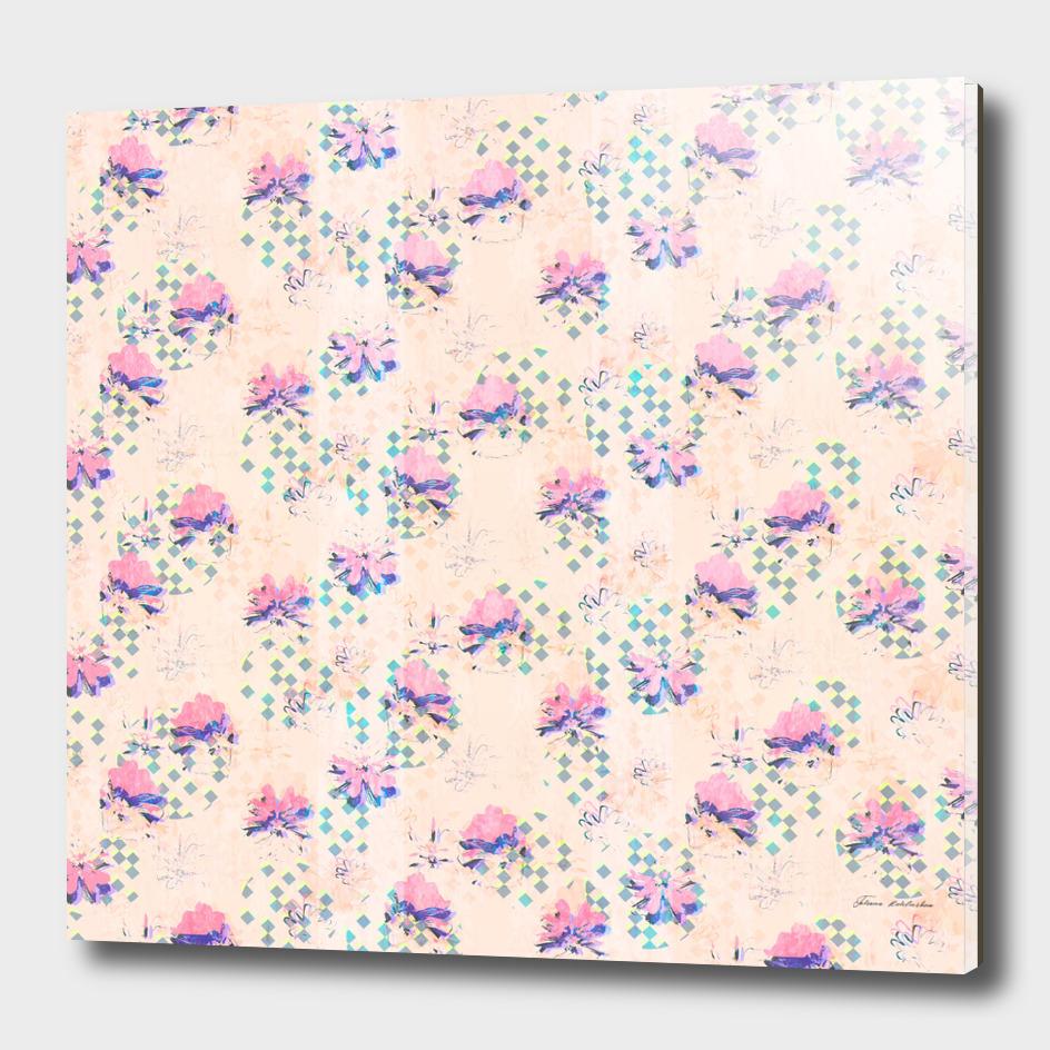 Cream petals
