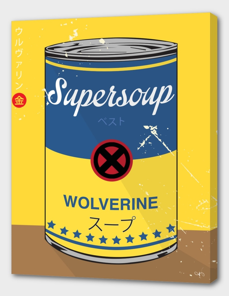 Wolverine - Supersoup Series