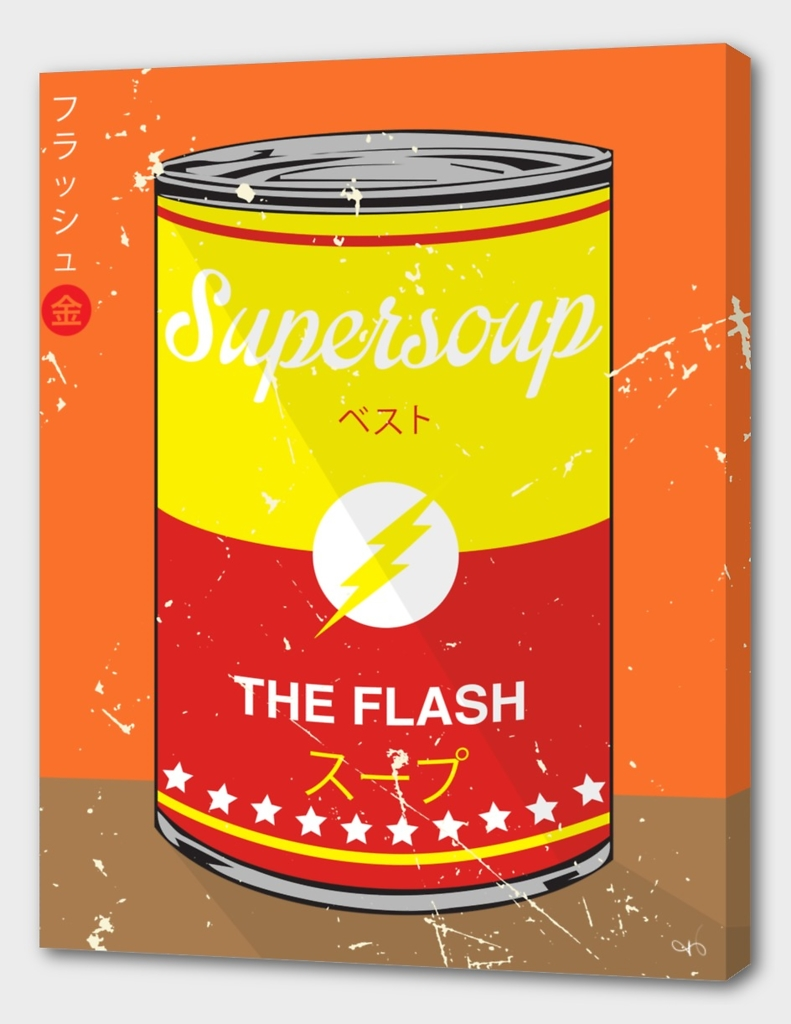 Flash - Supersoup Series