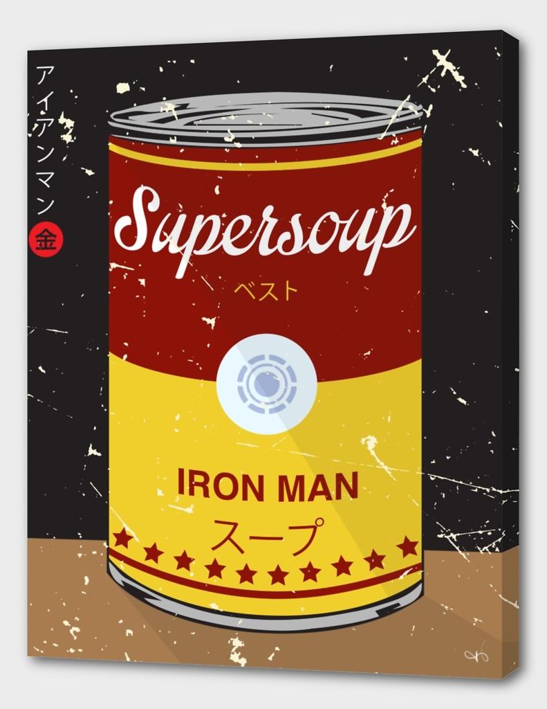 Iron man - Supersoup Series