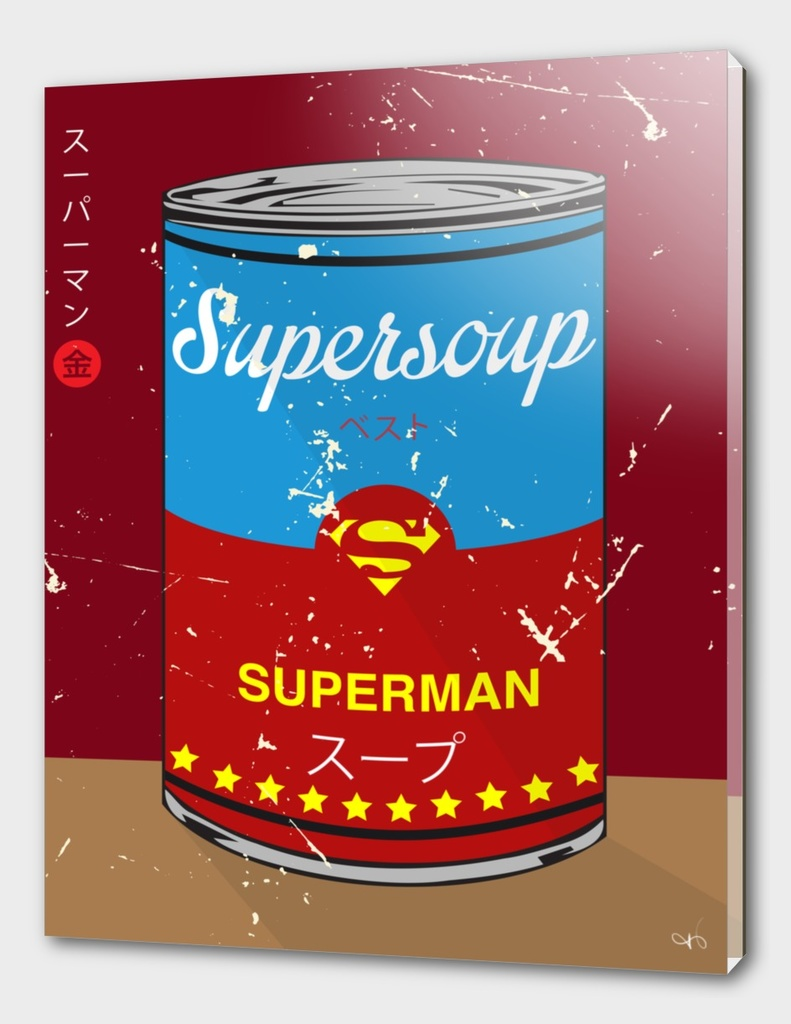 Superman - Supersoup Series