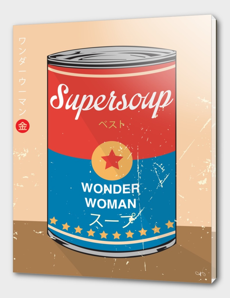 Wonder Woman - Supersoup Series