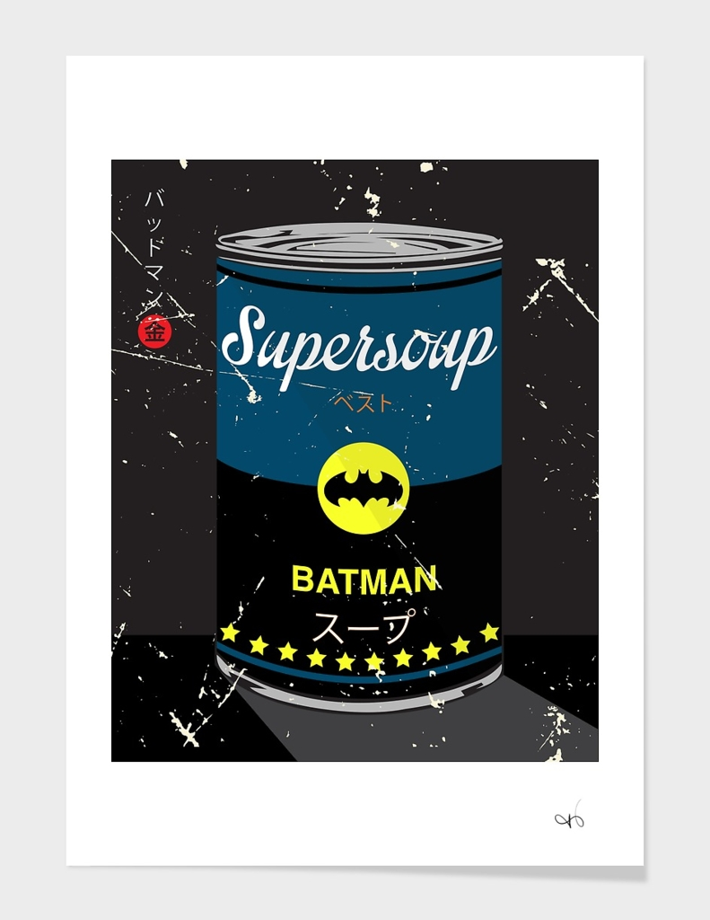 batman - Supersoup Series