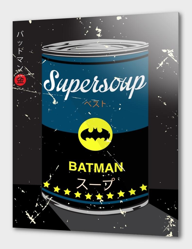 batman - Supersoup Series