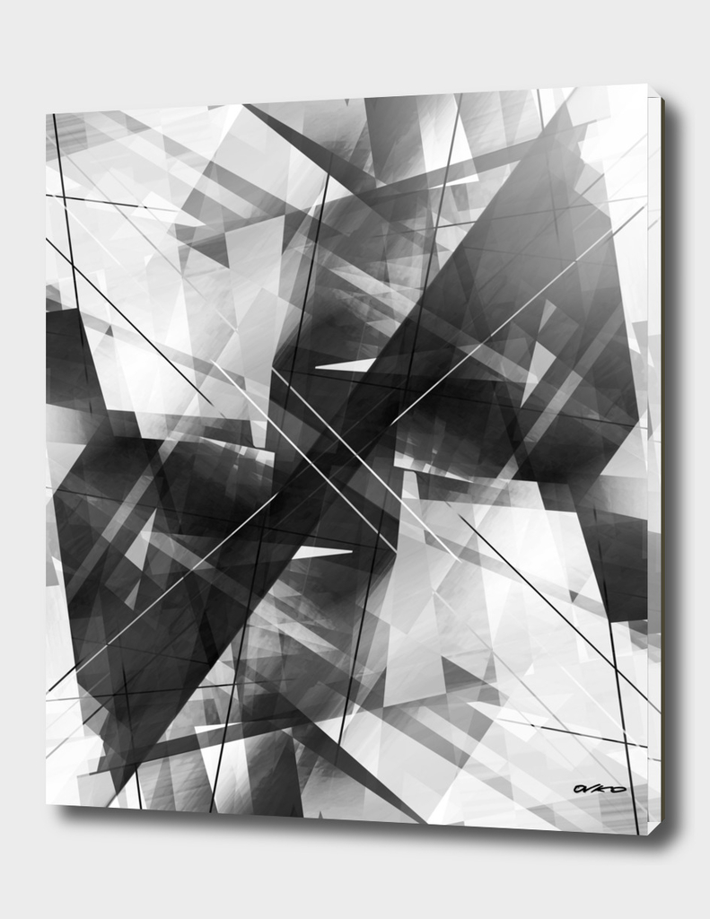 Shift - Geometric Abstract Art