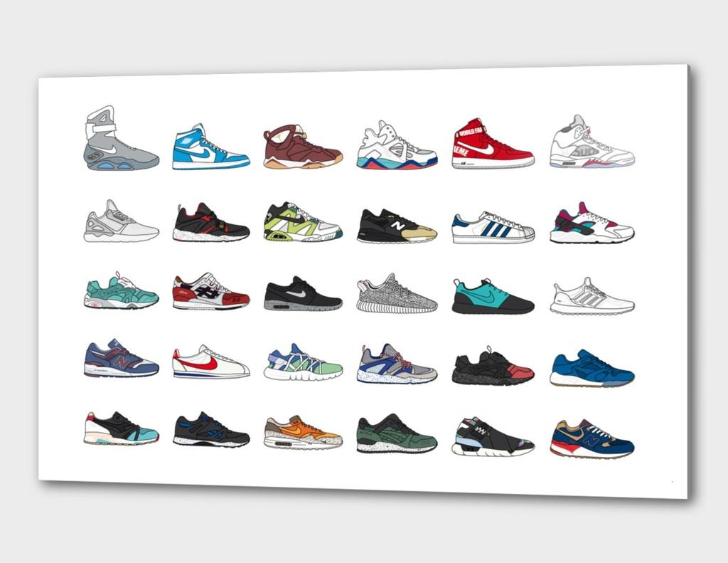Assorted Sneaker