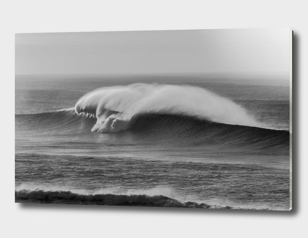 Ocean Wave Spray