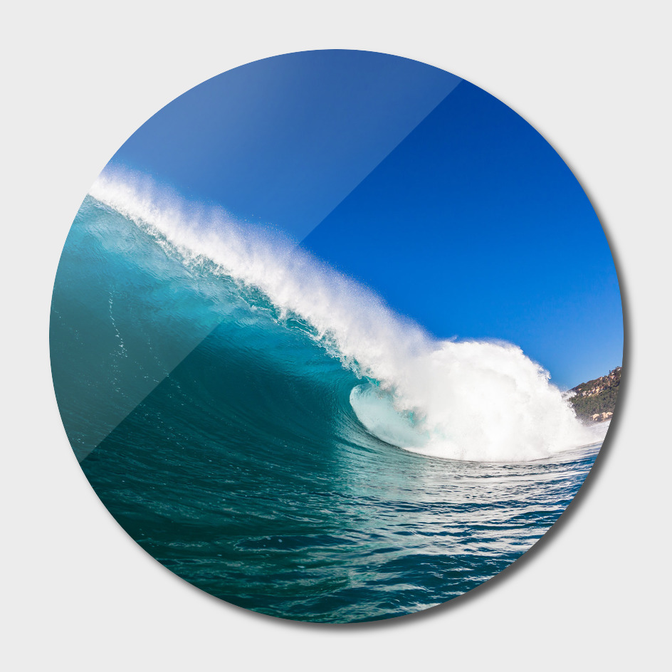 Wave Blue Power
