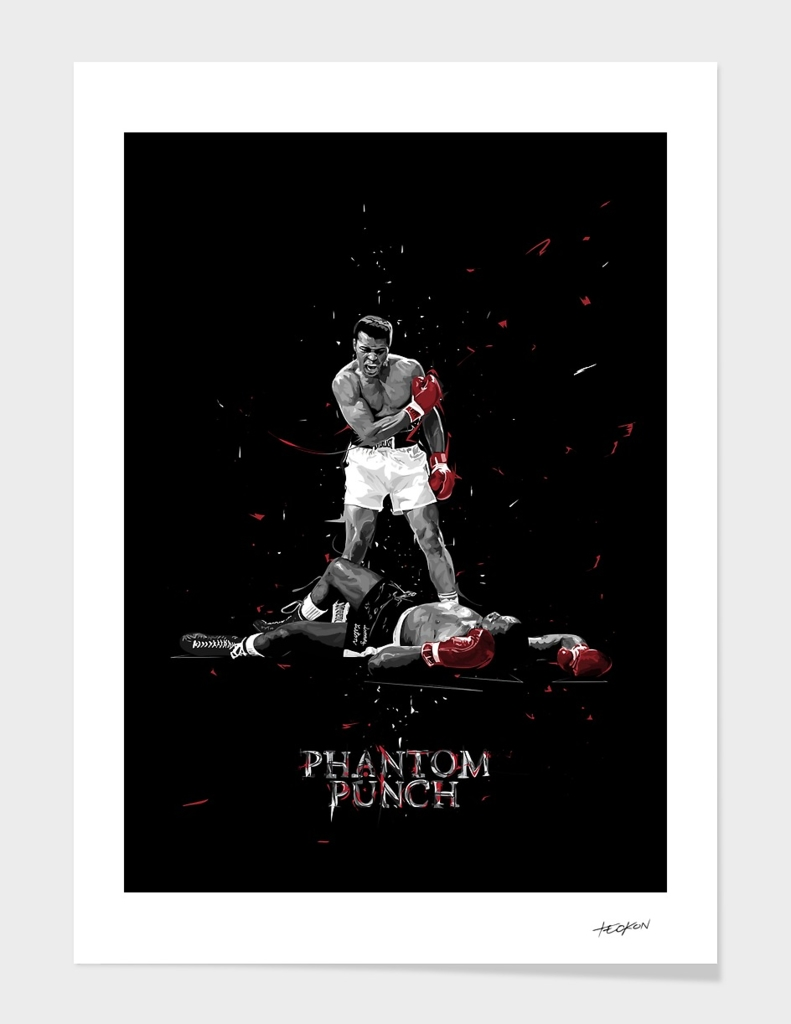 Sports Moments - Phantom Punch