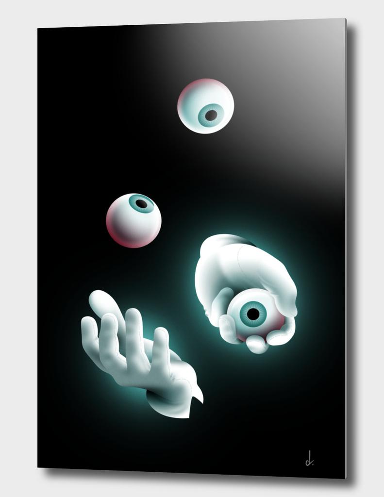 Eyeball Juggler