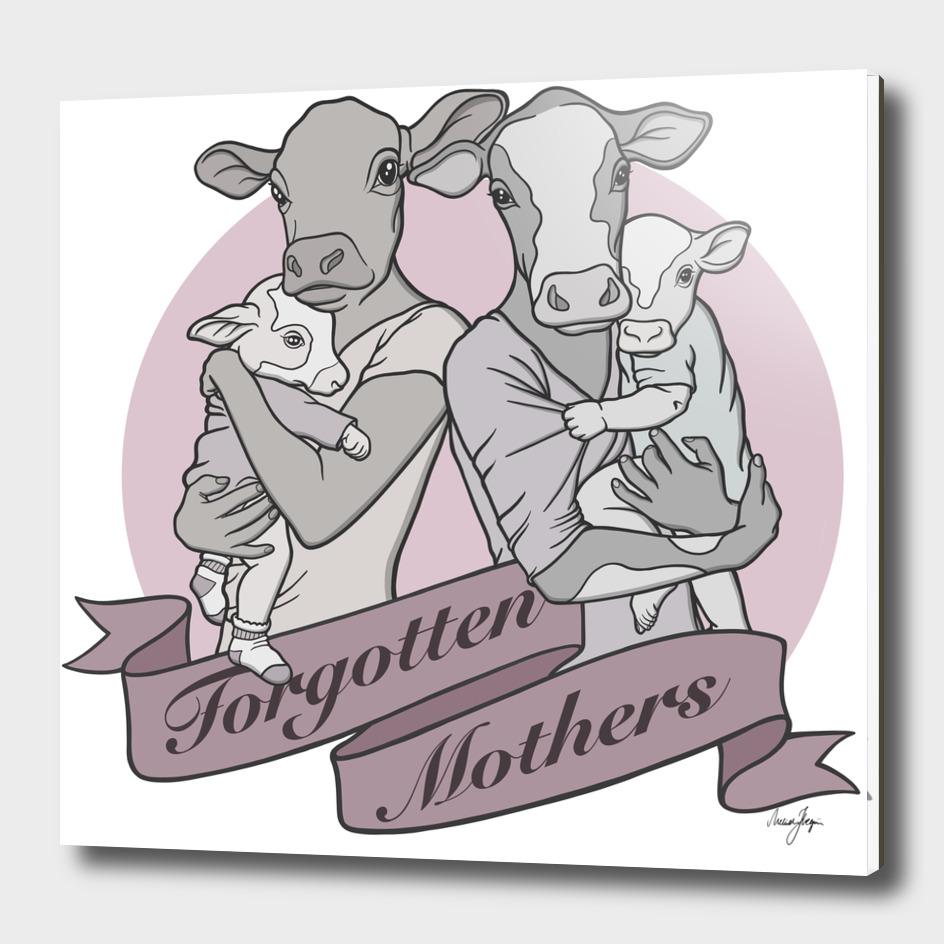 Forgotten Mothers Vegan Art