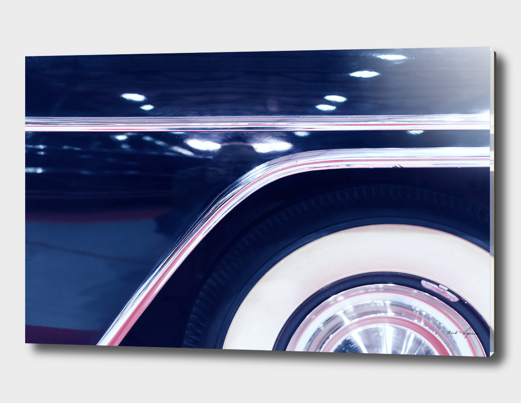 Vintage car element