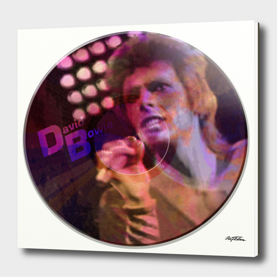 LP series 'David Bowie'
