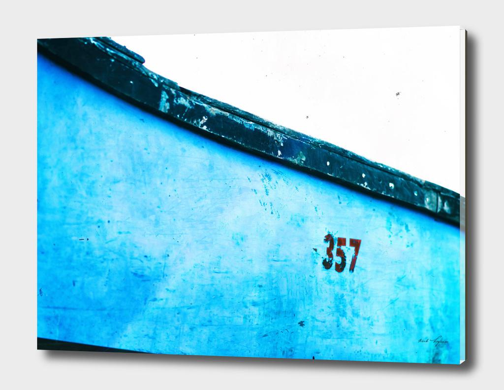 Indian vintage boat