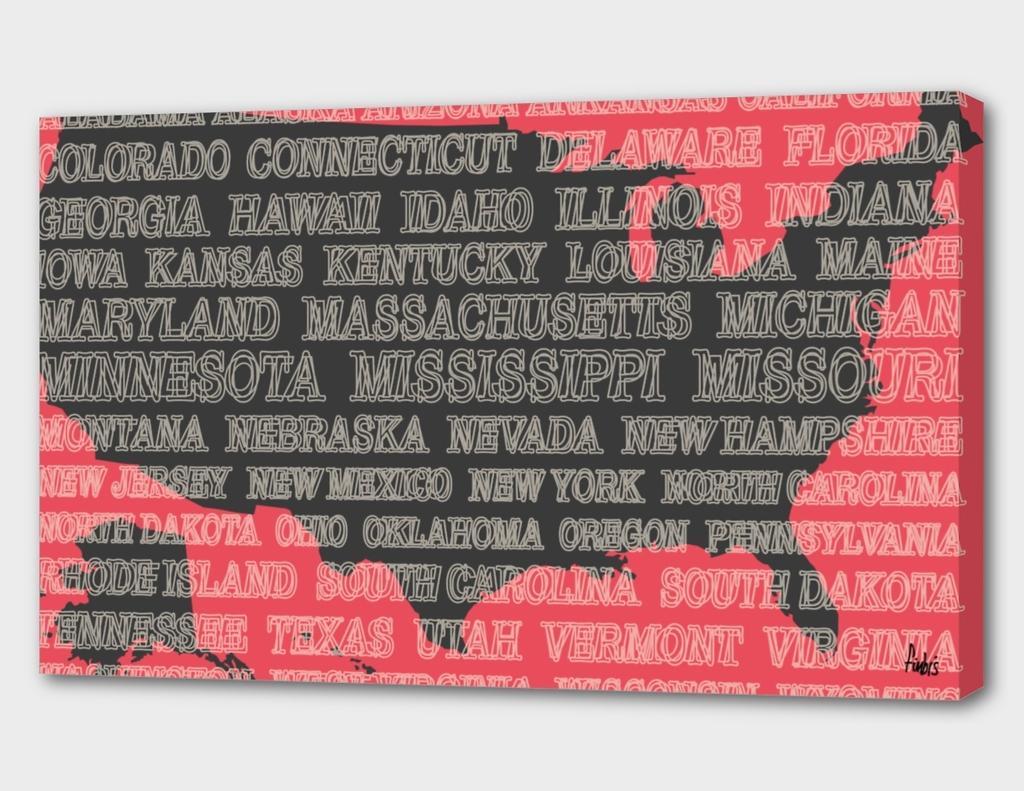 50 States of Amierca