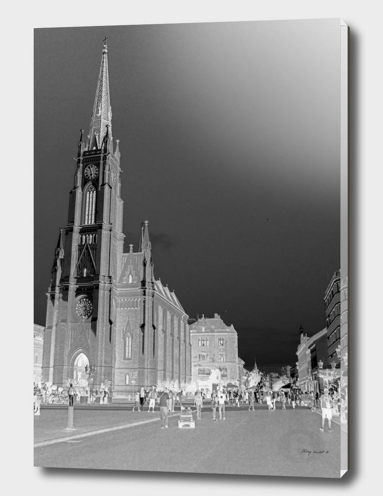 Novi Sad digital by Banstolac 014_1 - Crkva imena Marijinog