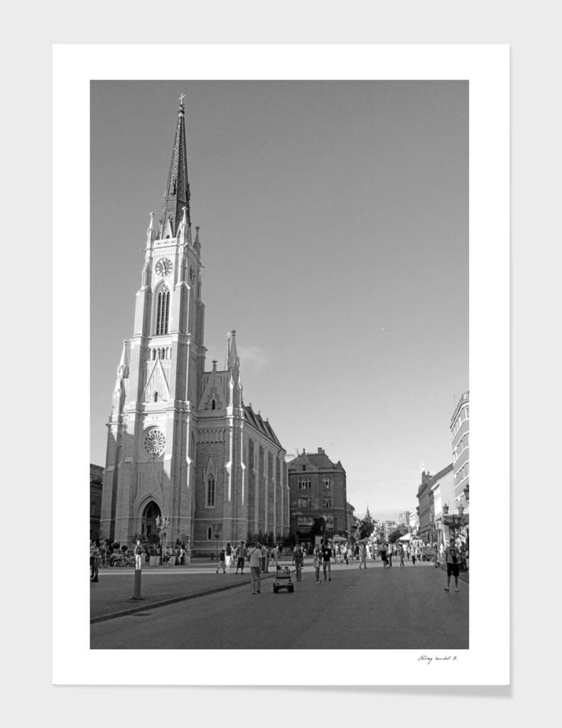 Novi Sad digital by Banstolac 014 - Crkva imena Marijinog