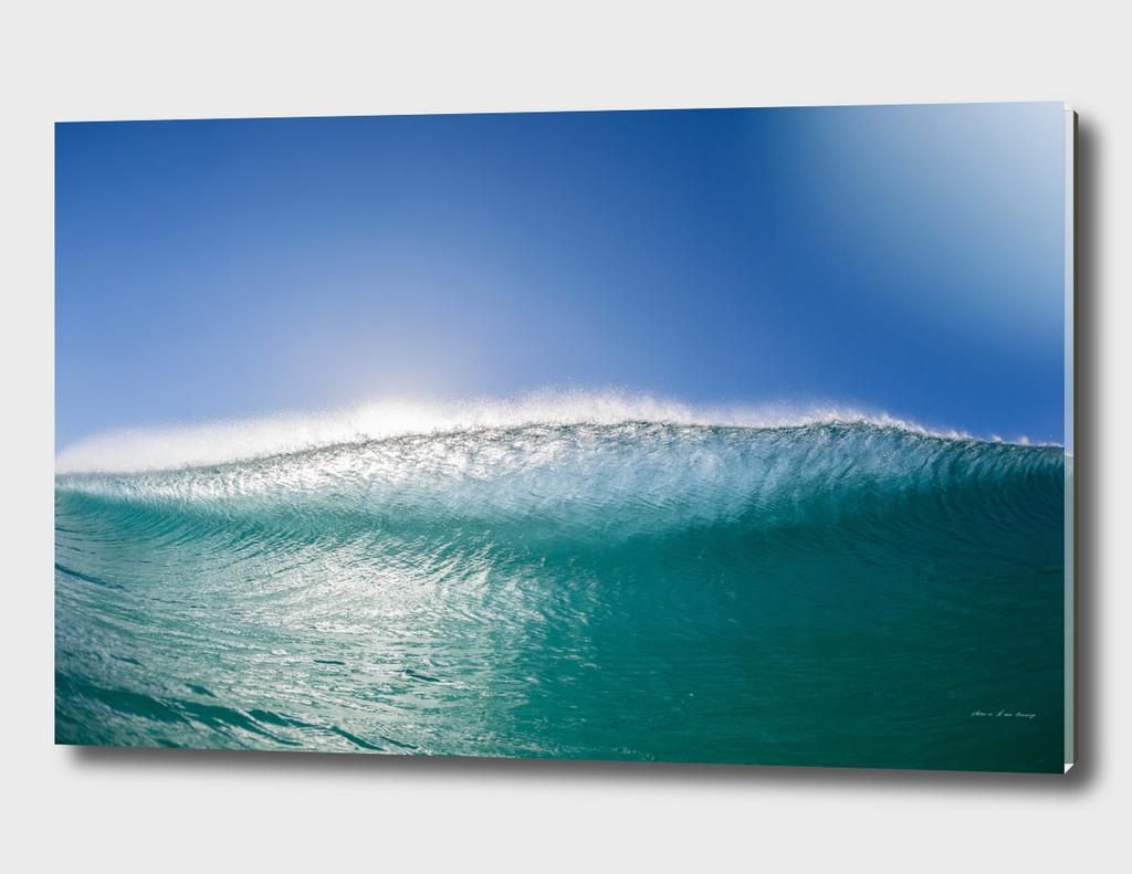 Wave Confrontation