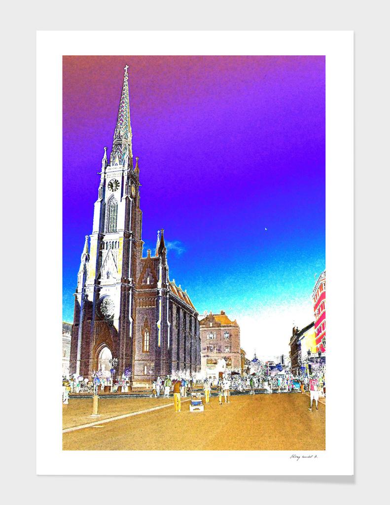Novi Sad digital by Banstolac 014_6 - Crkva imena Marijinog