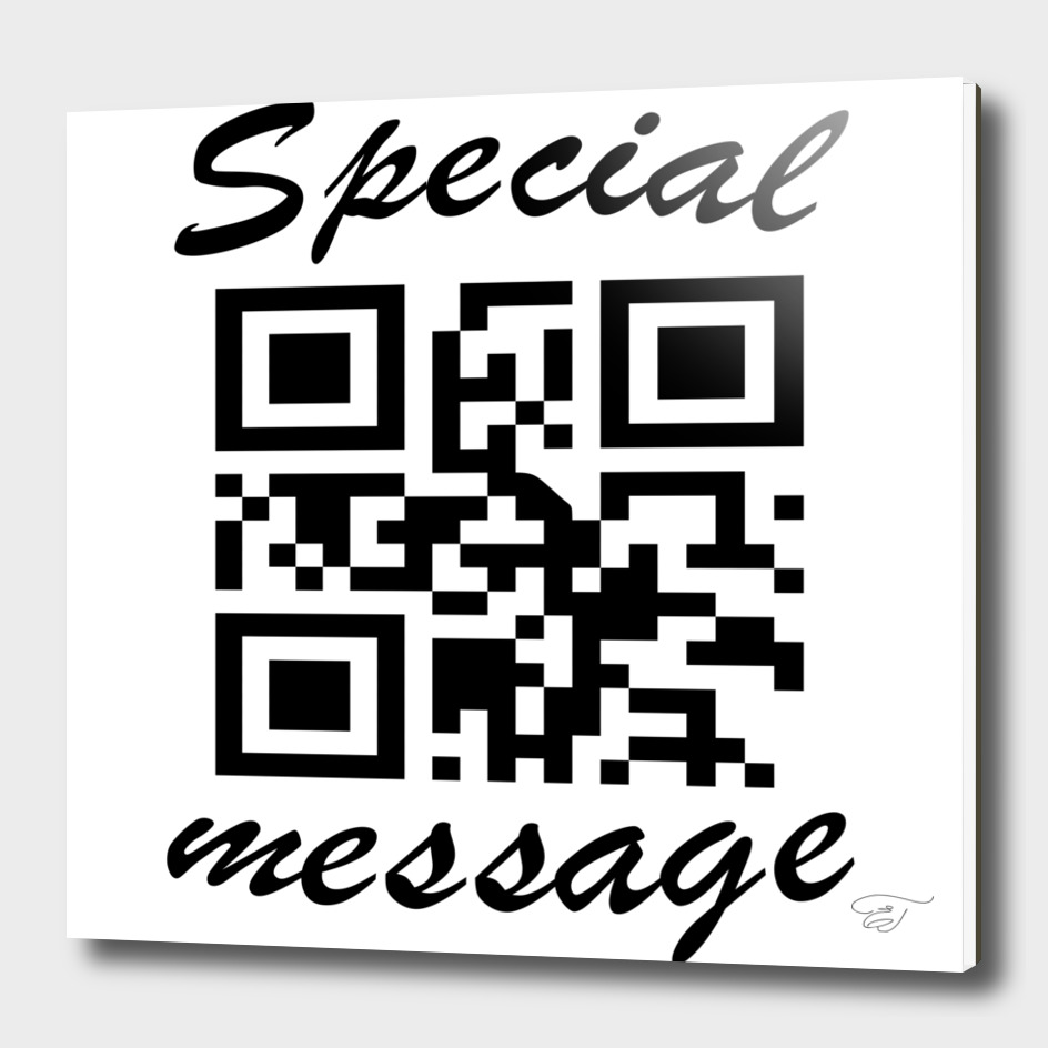 QR code for loving people