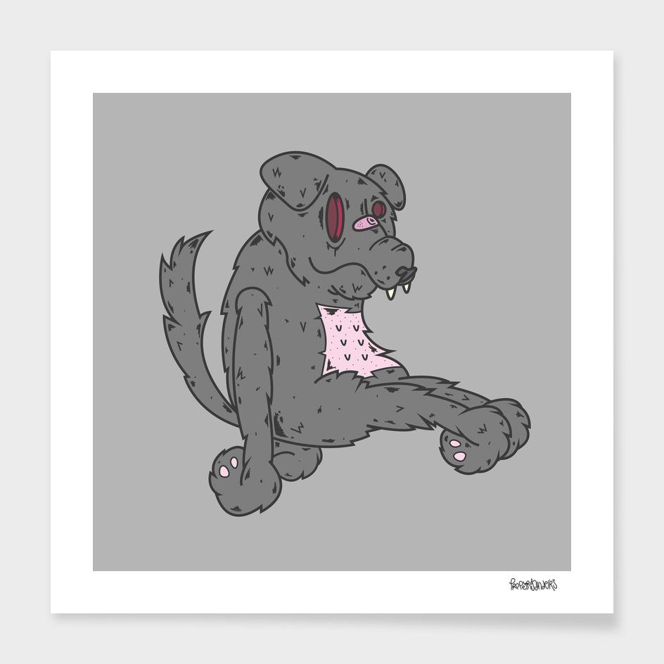 Stubby Dog A
