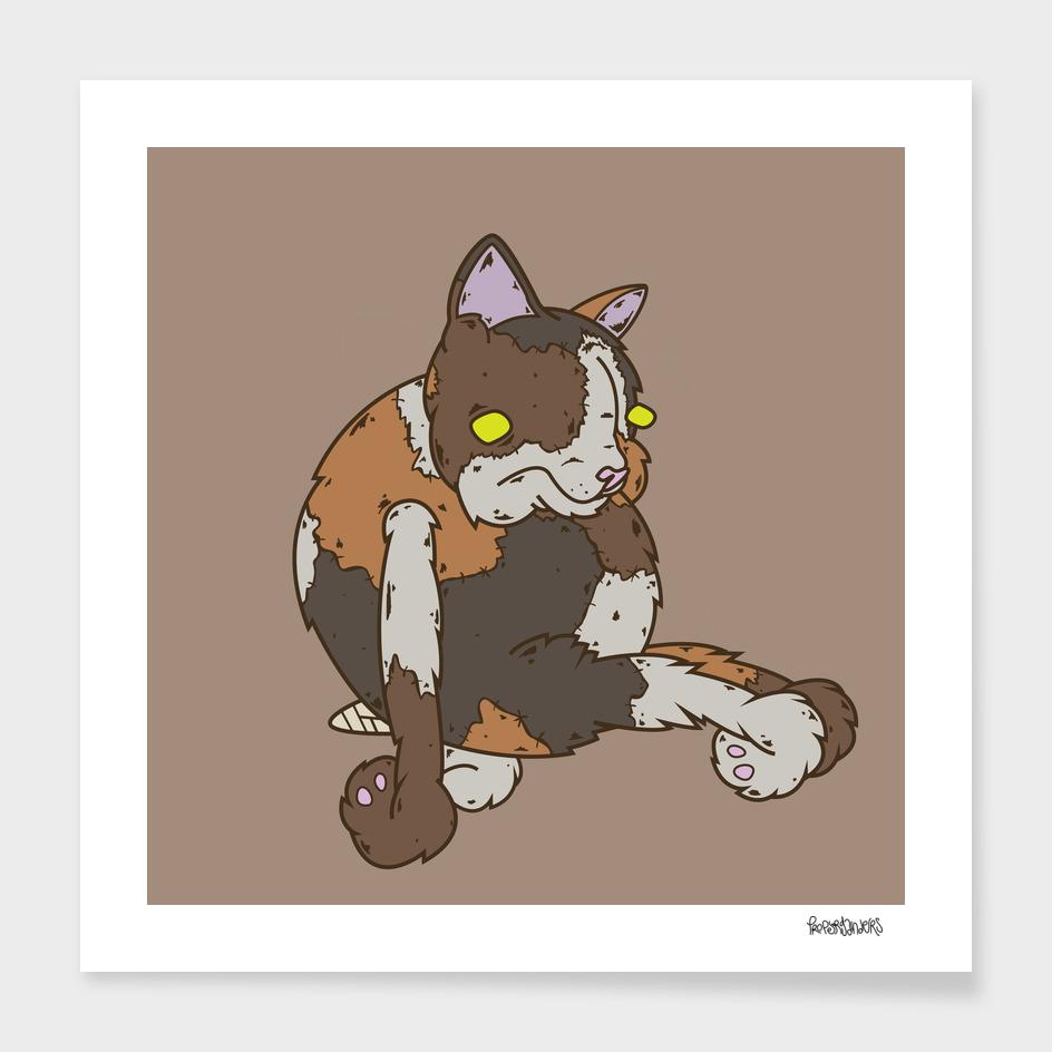 Stubby Cat B
