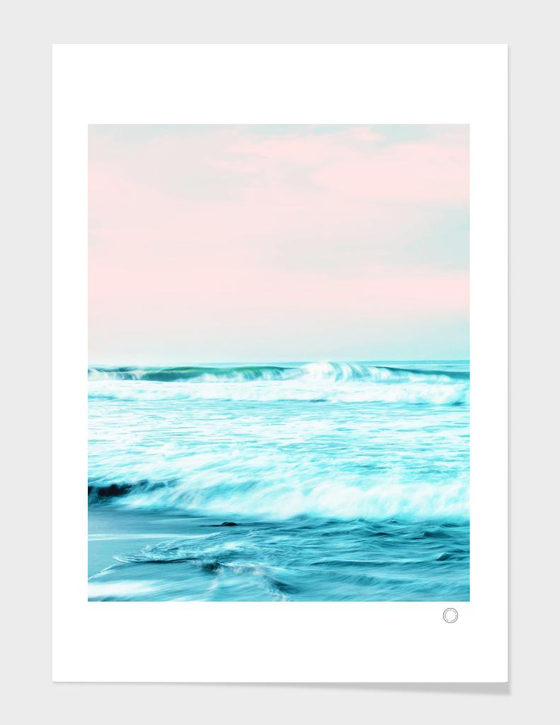 Sun. Sand. Sea.
