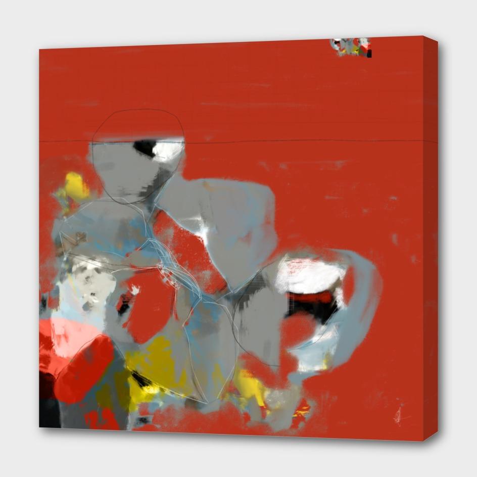 Rouge dedans - Red inside
