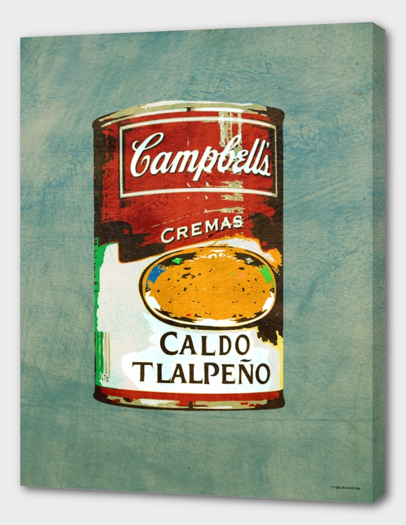 Campbells Caldo tlalpeno