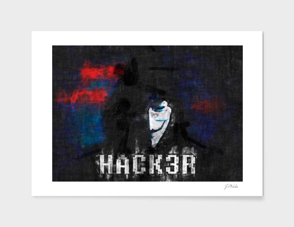 Hacker sketch