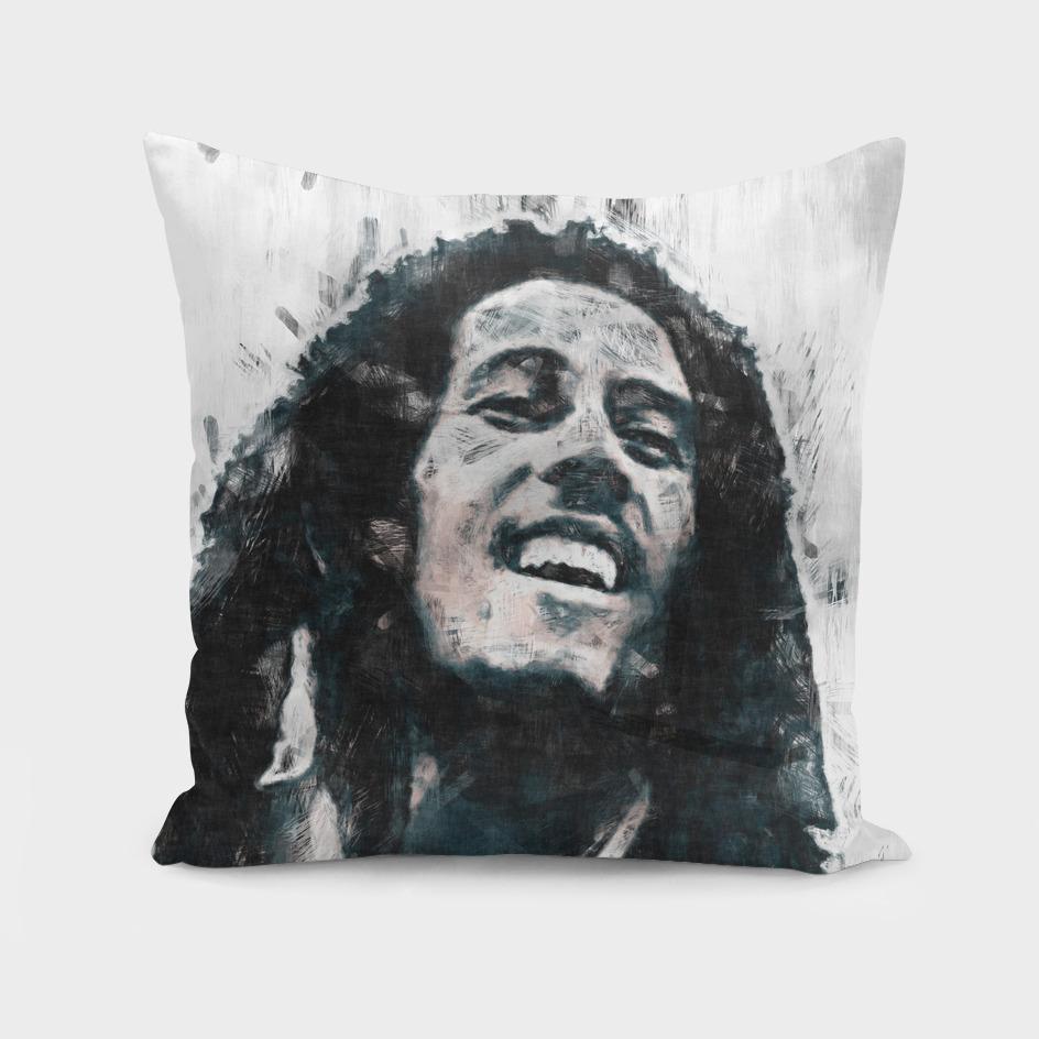 Bob Marley sketch