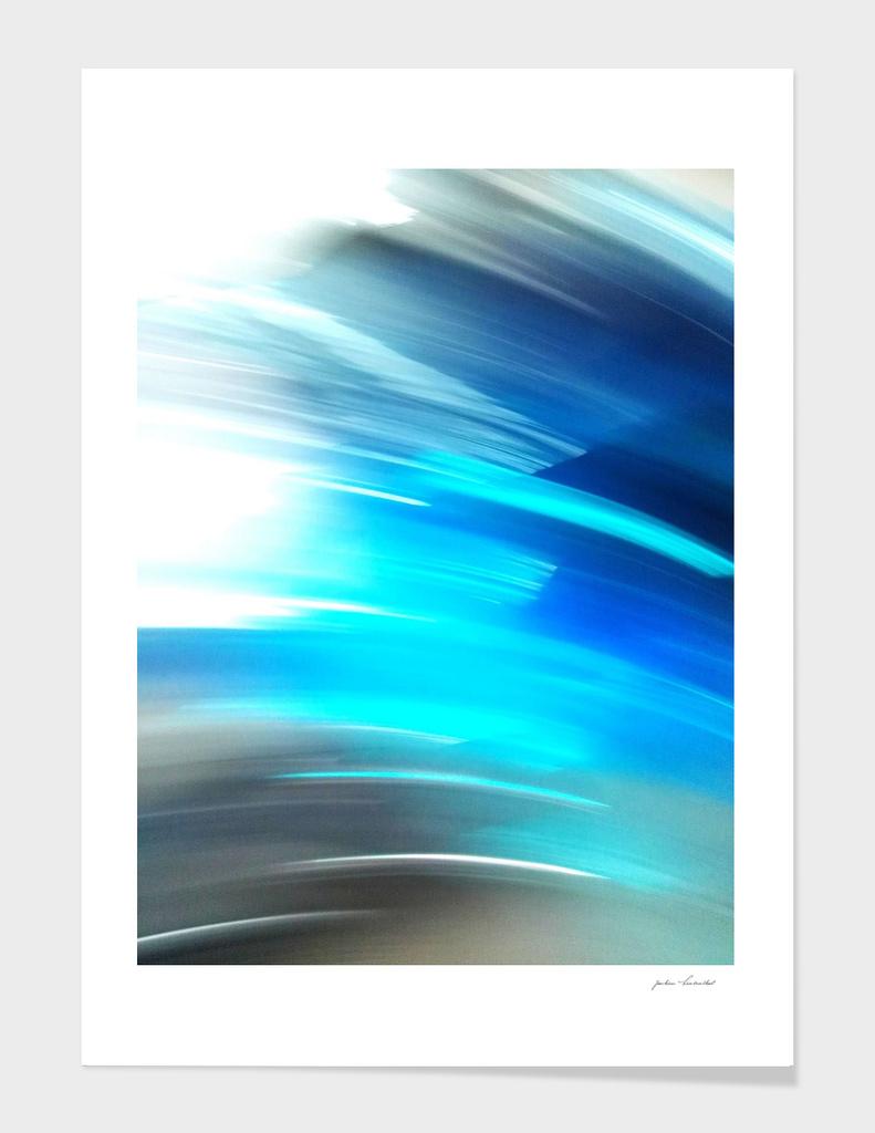 Blue Lightning Edition - Digital ART