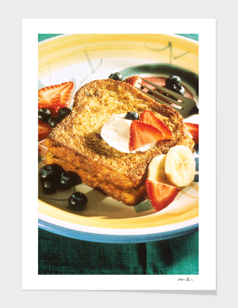 French Toast Photograph