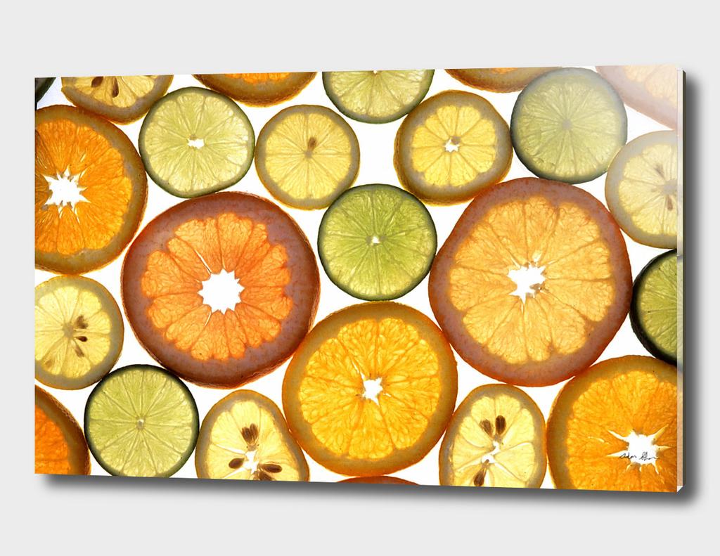 Citrus Fruit Photograph
