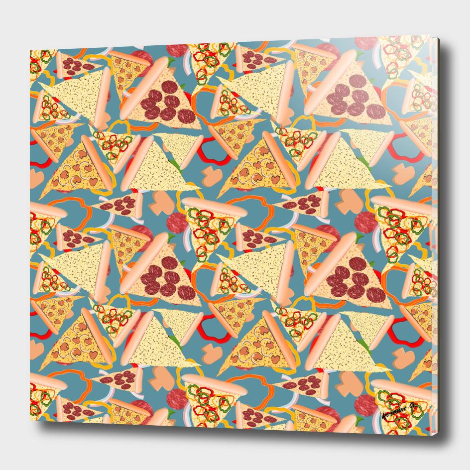 Pizza Pattern No.1
